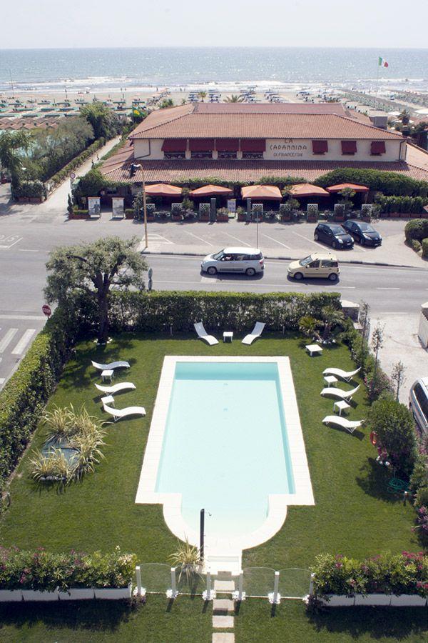 Hotel  Stelle Forte Dei Marmi Sul Mare